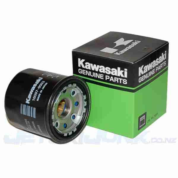 Oil Filter - Genuine Kawasaki 4 Stroke Jetski