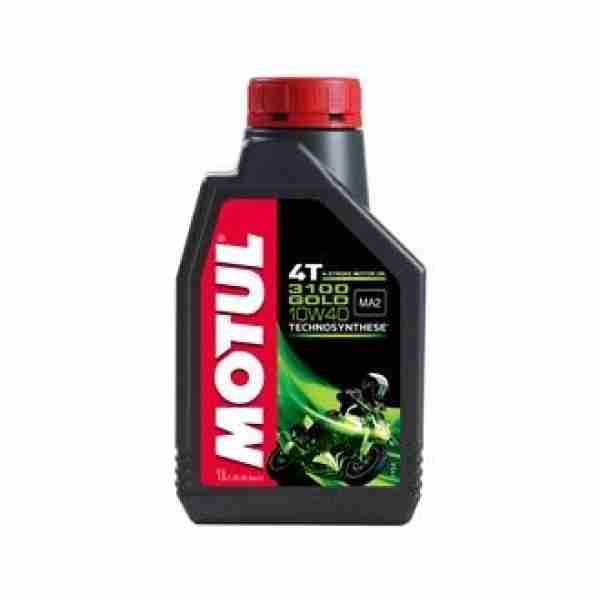 Motul 4T 3100 GOLD 10W40 Technosynese Oil 1L