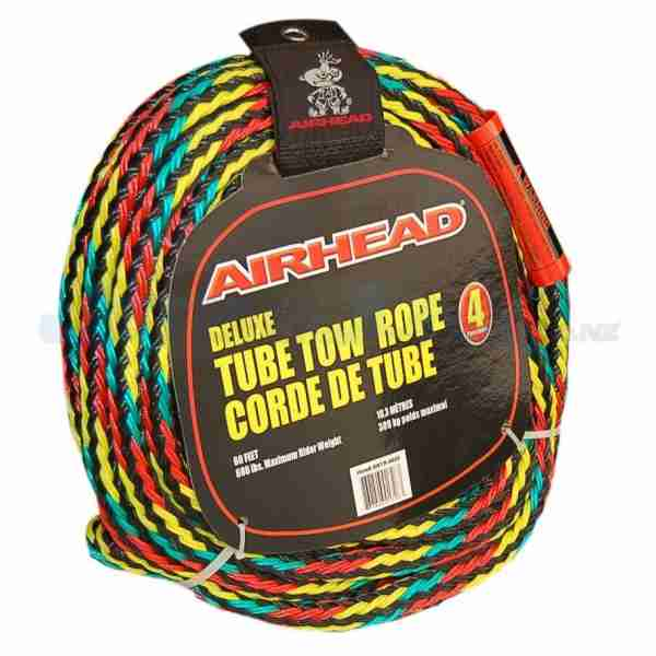 Airhead 4 Rider Toy Tow Rope - Heavy Duty