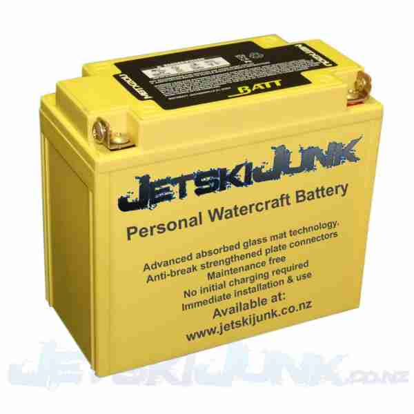 Jetski Motobatt Battery **1 YEAR WARRANTY** - Most models