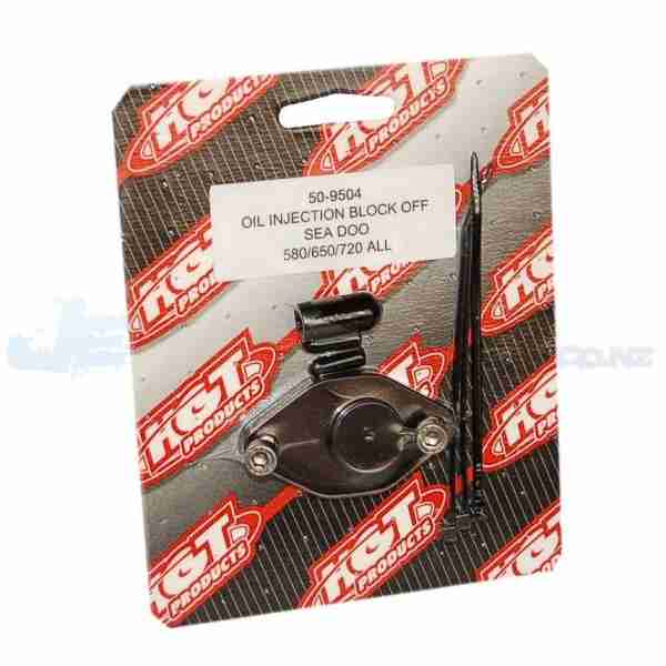 Sea-Doo 580/650/720 Oil Injection Block Off Kit