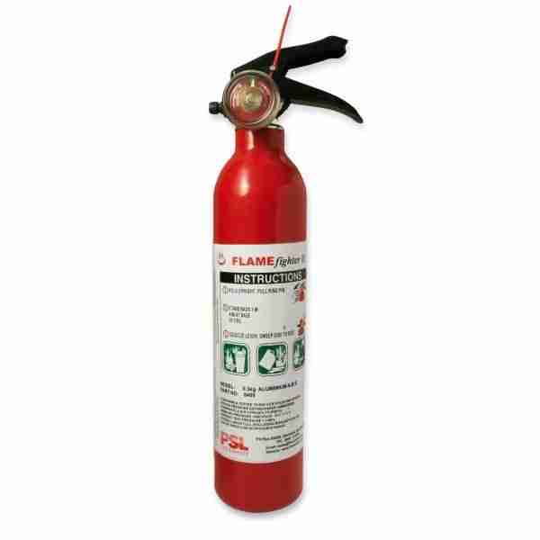 Flamefighter 0.3kg ABE Dry Powder Fire Extinguisher