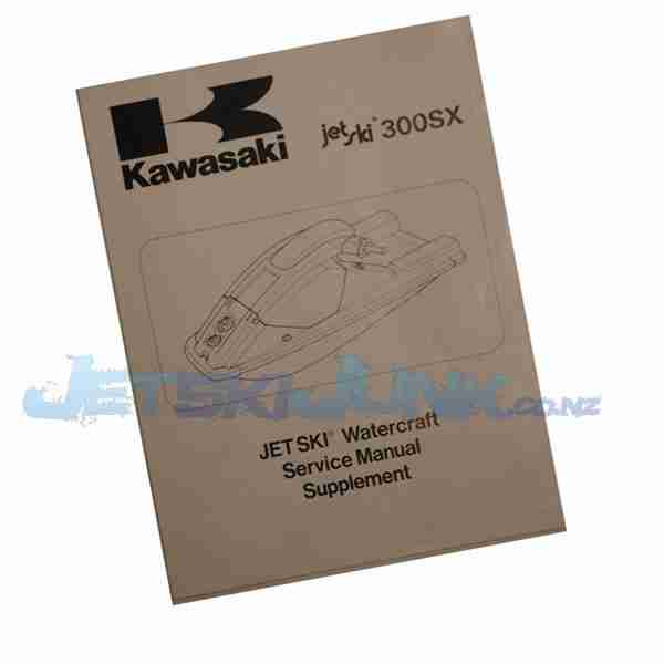 Kawasaki JS300SX Service Manual