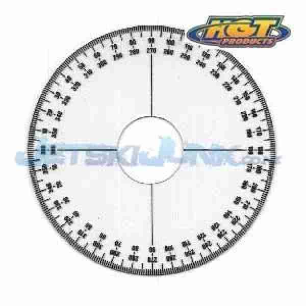 Sea-Doo Rotary Valve Timing Wheel