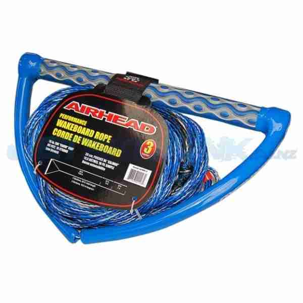 Wakeboard Rope AIRHEAD 65' 3 Section