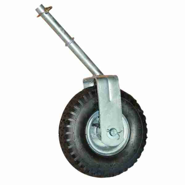 Jockey Wheel - Solid Tyre