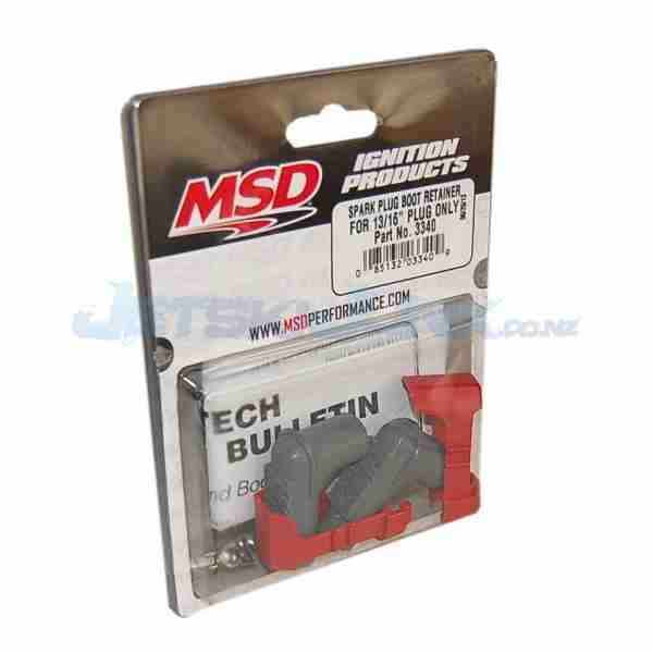 MSD Spark Plug Boot Retainer Kit