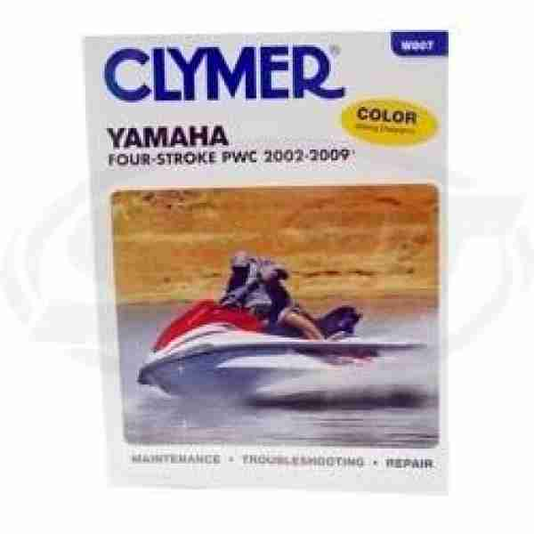 Workshop Manual - Yamaha 2002 - 2009