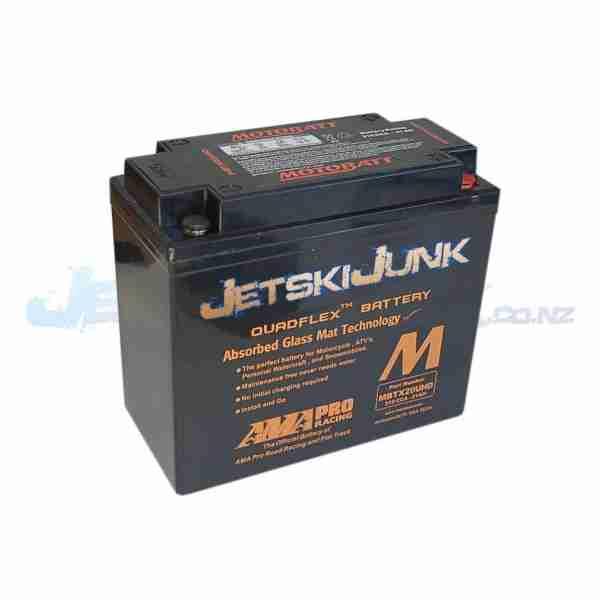 Jetski MotoBatt Battery - Ultra HD