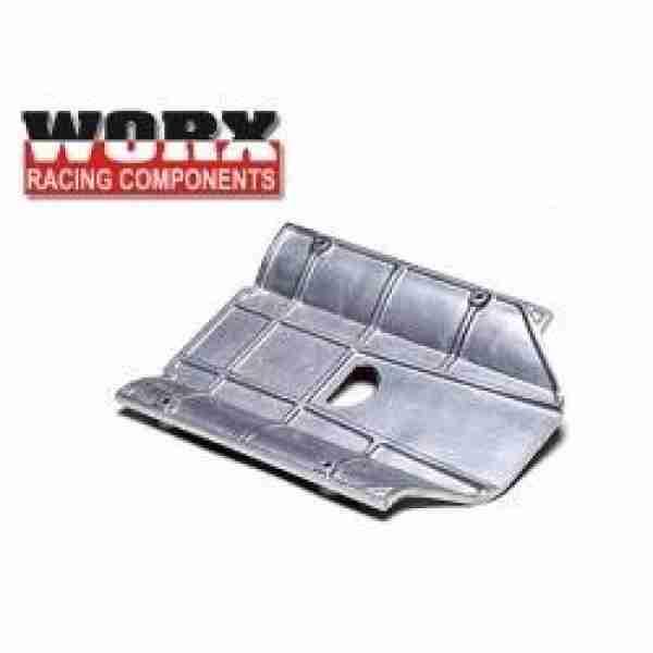 Kawasaki SXR 800 WORX Ride Plate