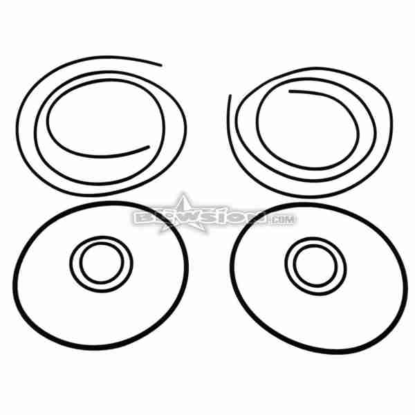 Blowsion Head O-Ring Kit