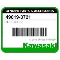 Genuine Kawasaki Fuel Filter