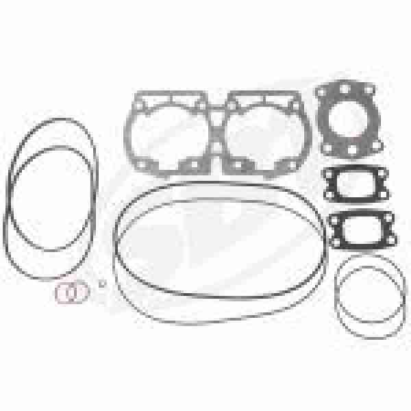 SeaDoo Top End Gasket Set Yellow