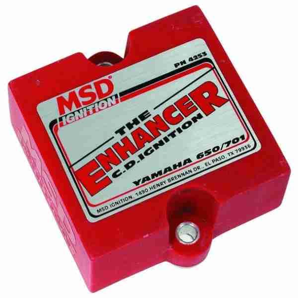 Yamaha 650 701 Enhancer Ignition MSD