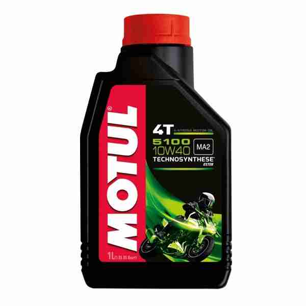 Motul 4T 5100 10w40 Technosynese Oil