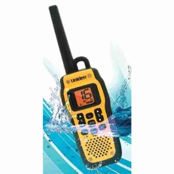 Uniden Handheld VHF