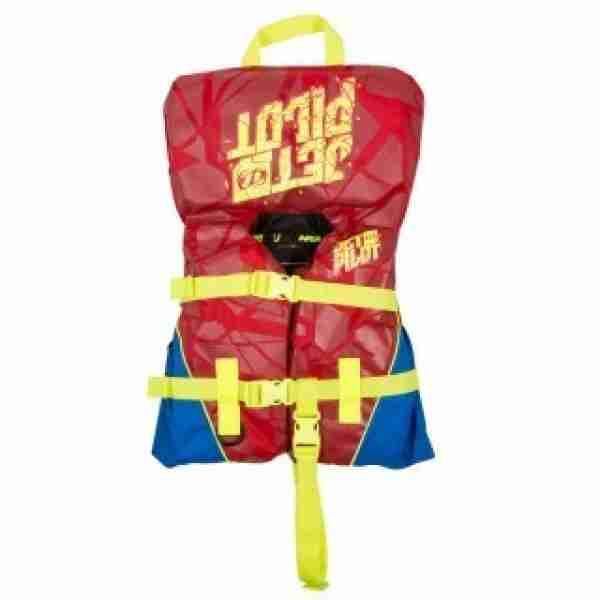 Jet Pilot Infant Neon Vest