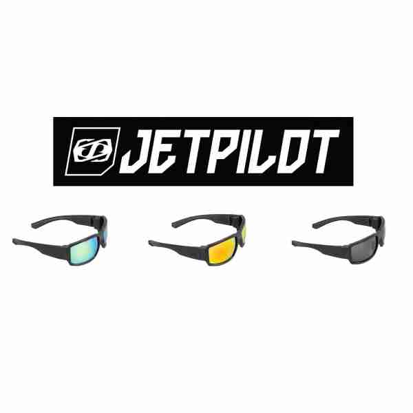 Jet Pilot Freeride Polarized Sunnies