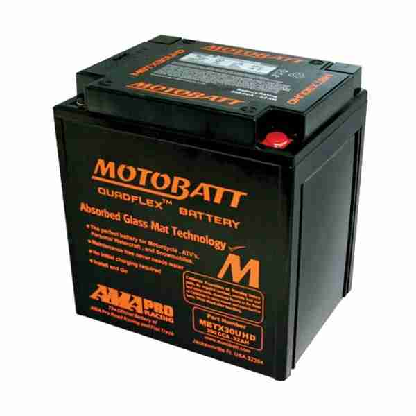 Sea-Doo 4Tec MotoBatt Battery - Ultra HD