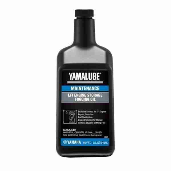 Yamalube EFI Engine Storage Fogging Oil 1 Ltr