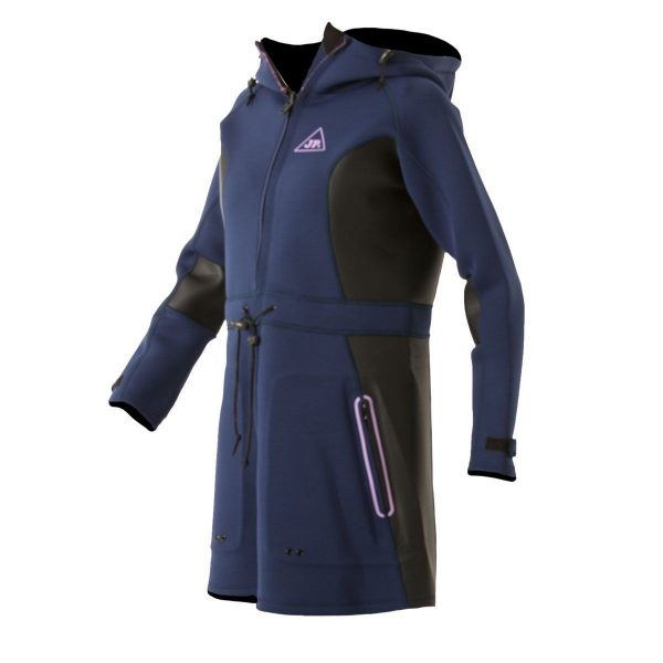 Jet Pilot Allure 2mm Ladies Tour Coat