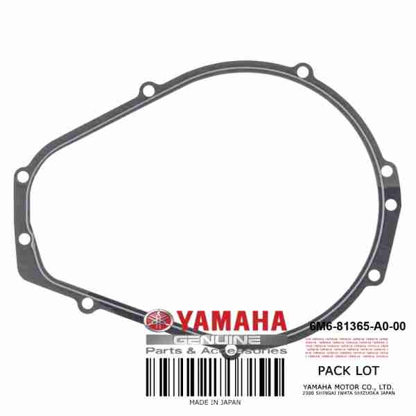 Genuine Yamaha Flywheel Cover Gasket