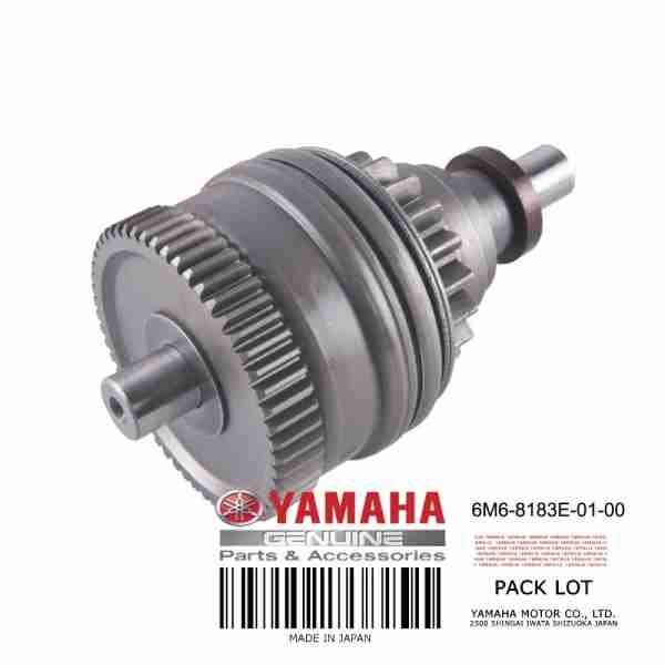 Yamaha Complete Idle Gear