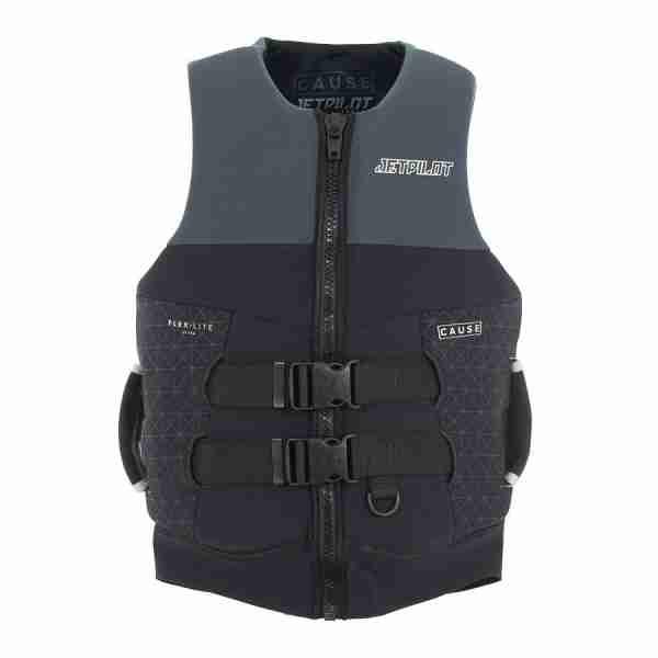 Jet Pilot MENS Cause SuperGrip Neo Vest with Handles