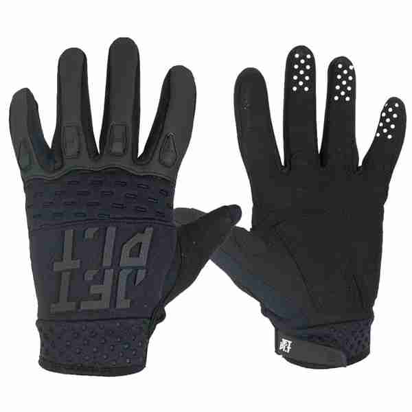 Jet Pilot Heatseeker Glove - Black