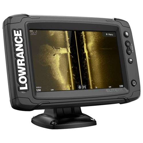 Lowrance Elite -7 Ti2 with HDI Transducer included