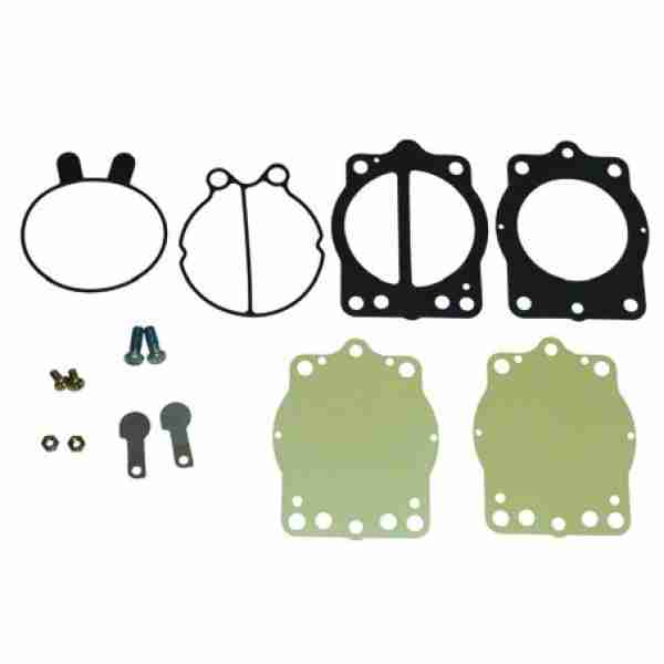 Keihin CDKii Carburetor Fuel Pump Rebuild Kit